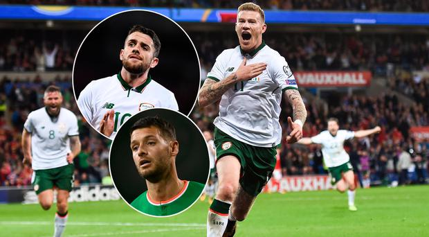 Top men, unlikely heroes, must do better: How Irish players have performed in qualification for World Cup play-offs
