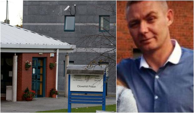 Glen 'Glynn' O'Toole was found dead in his cell in Cloverhill Prison