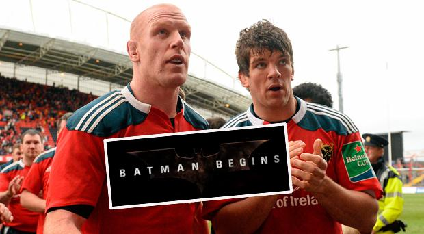 Paul O'Callaghan and Donncha O'Callaghan