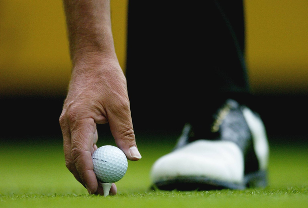 """A 59-year-old golfer, who broke his right ankle after """"slipping and somersaulting"""" off a tee box has lost a €60,000 damages claim"""