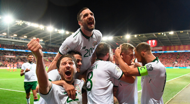 Ireland's World Cup play-off dates with Denmark confirmed as Martin O'Neill reacts to draw
