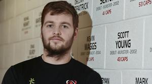 Iain Henderson of Ulster after the Ulster Rugby Press Conference at the Kingspan Stadium, Belfast. Photo by Oliver McVeigh/Sportsfile