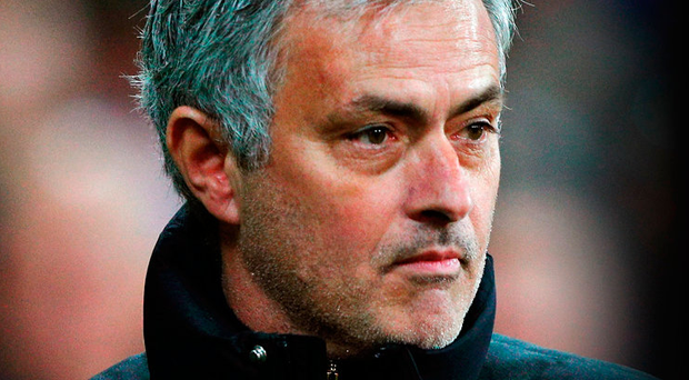 Manchester United manager Jose Mourinho. Photo: Getty