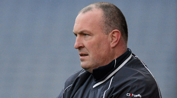 Former All-Ireland winning football manager Pat Gilroy will start his Dublin hurling adventure next Janaury when his new charges line out against Offaly in Division 1B of the NHL. Photo: Sportsfile