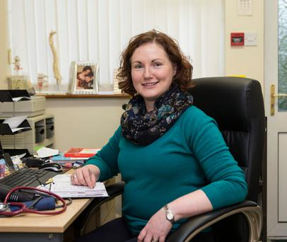 Dr Michelle O'Connor says many mothers are concerned about childcare issues. Photo: Liam Burke