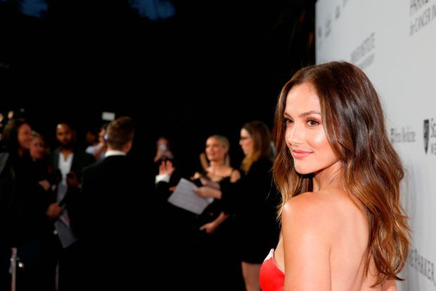 Minka Kelly attends the launch of the Parker Institute for Cancer Immunotherapy, an unprecedented collaboration between the country's leading immunologists and cancer centers on April 13, 2016 in Los Angeles, California. (Photo by Jonathan Leibson/Getty Images for Parker Media)