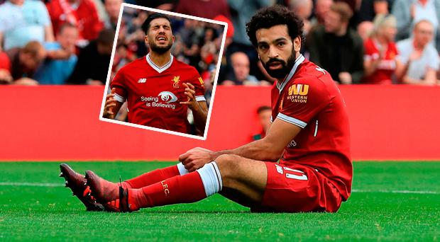 Salah and Can could not break down United