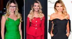 Nadine Coyle's questionable style
