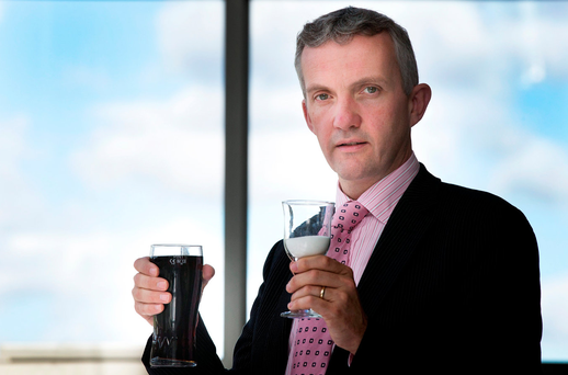 Fears: Dr Donal O'Shea says there is an obesity epidemic. Photo: David Conachy.