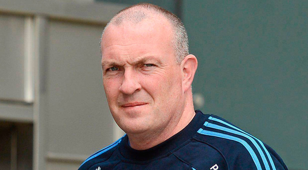Dublin hurling manager Pat Gilroy. Photo: Sportsfile