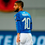 Lorenzo Insigne of Italy. Photo: Getty Images