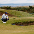 The dreaded St Andrews bunkers continue to flummox fine players. Photo: Reuters