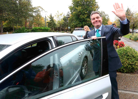Road map: Minister Paschal Donohoe needs to offer more. Photo: RollingNews.ie