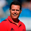 Munster Director of Rugby Rassie Erasmus in Castres yesterday. Photo by Brendan Moran/Sportsfile