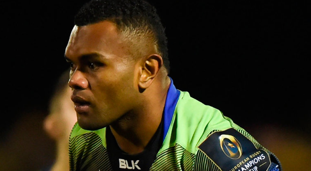 Naulia Dawai made his first appeareance of the season with Connacht Eagles after returning from injury. Photo by Matt Browne/Sportsfile