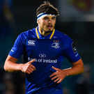 Leinster A's Max Deegan racked up a brace of converted tries against the Knights. Photo: Ramsey Cardy/Sportsfile
