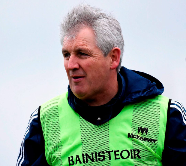 Clonmel Commercials manager Charlie McGeever
