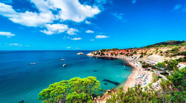 Ibiza: Fighting fit at Balearic boot camp