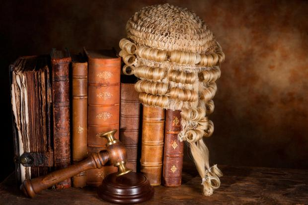 Senior barristers still earn up to €1,562 a day in the Central Criminal Court and €858 a day in the Circuit Court. Solicitors earn €750 and €418 a day in the same courts. Stock Image