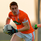 Armagh's Charlie Vernon has retired from inter-county football. Photo: Oliver McVeigh/Sportsfile