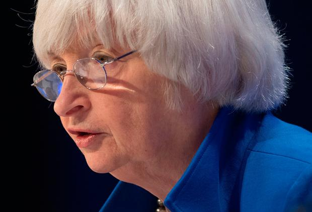 Janet Yellen, chair of the Federal Reserve. Photo: Getty Images