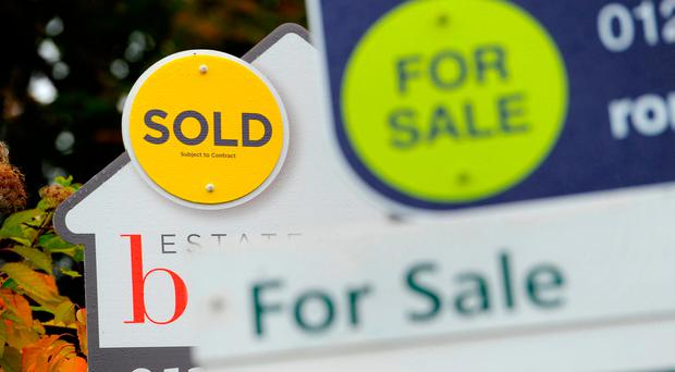 Record number of homes for sale in London