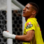 Richarlison was accused of diving under a challenge from Hector Bellerin to win the penalty from which Watford levelled the game before going on to win. Photo: Reuters/Paul Childs