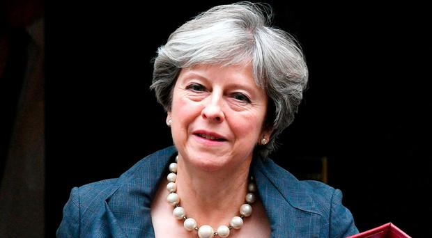 No new Border solutions offered by May in lengthy phone call to Taoiseach