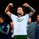 'Duffy (25) is not too perturbed by the hand that is dealt Ireland's way, insisting: