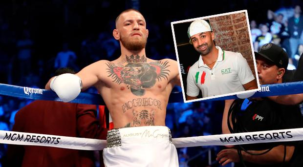 Paulie Malignaggi confirms he is in talks to fight Conor McGregor
