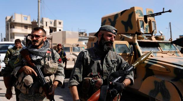 Islamic State defeated in its Syrian capital Raqqa after four-month battle