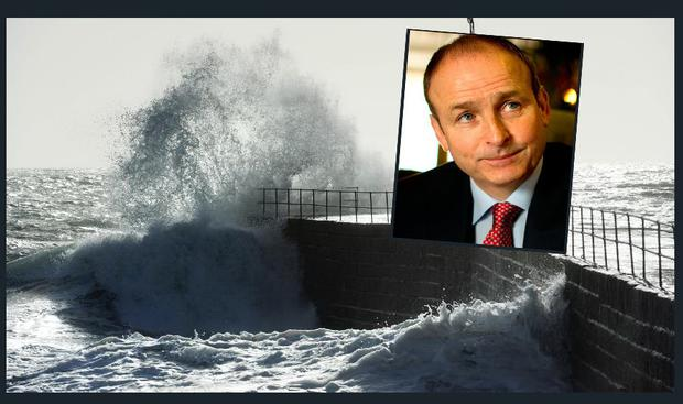 'There was a lot of anger that the lives of first responders were put at risk' - Micheál Martin