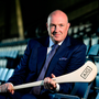 17 October 2017; New Dublin hurling manager Pat Gilroy in Croke Park to launch the AIG Fenway Hurling Classic and Irish Festival, also supported by Aer Lingus. Photo by Brendan Moran/Sportsfile