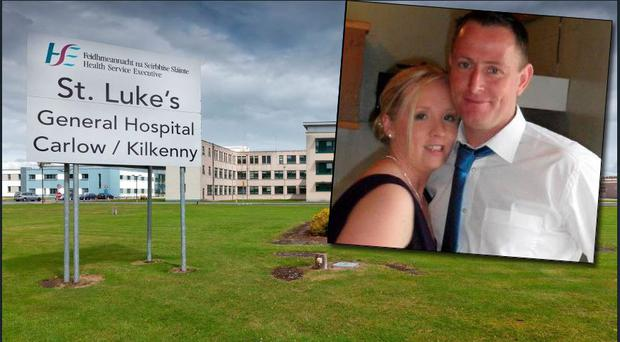 Bernard Fitzpatrick spoke following an inquest into Tracey Campbell Fitzpatrick's death, which was held at Kilkenny Coroner's Court on Friday.