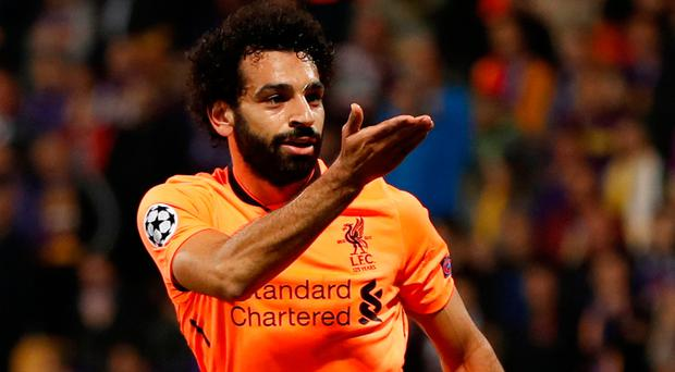 Liverpool crush Maribor in record European away win to move top of Group E