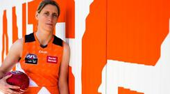 Cora Staunton will join the Giants. Picture: Supplied