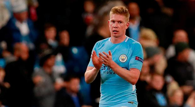 Kevin De Bruyne agent plans to use Neymar salary at PSG as negotiating tool to get Man City star huge pay rise