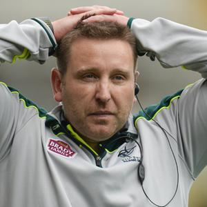 Kildare manager Cian O'Neill responds to the loss to Westmeath last year