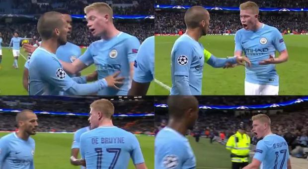 WATCH: Kevin De Bruyne - My row with David Silva was like arguing with my wife