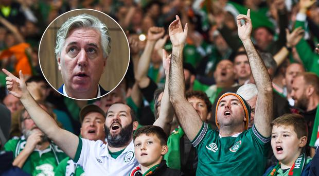 FAI to look for a 10pc ticket allocation for World Cup play-off but it will mean fewer Irish fans at the Aviva