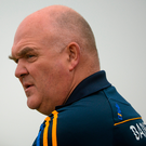 John Evans believes the only way is up for Wicklow. Photo: Piaras Ó Mídheach/Sportsfile