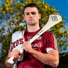 Johnny Coen of Galway. Photo: Brendan Moran/Sportsfile