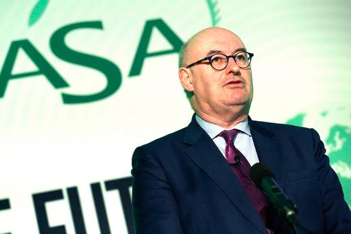 Phil Hogan is highly rated in Brussels as a seasoned politician who has grasped the essentials of how the EU machine functions. Picture: Finbarr O'Rourke