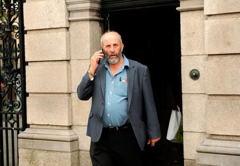 Kerry TD Danny Healy-Rae Picture: Caroline Quinn