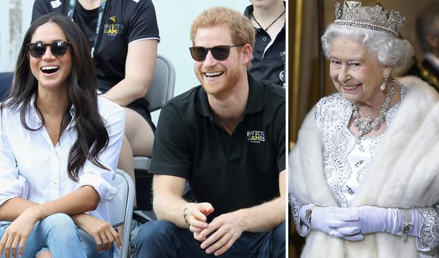 Prince Harry Invites Meghan Markle to Afternoon Tea With the Queen