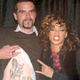Irish bodyguard Geoffrey Keating and Rihanna