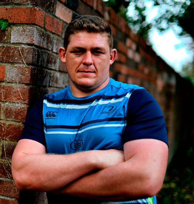 Tadhg Furlong seems like someone who has already achieved much in his short professional life but he has nothing tangible to show for it. Photo by Ramsey Cardy/Sportsfile