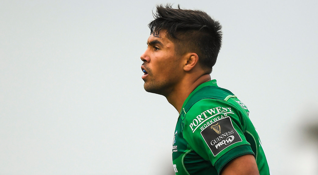 Australian Jarrad Butler brings vast experience to the Connacht set-up having played underage with his country and Super Rugby with the Reds and Brumbies. Photo by Brendan Moran/Sportsfile