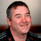 Late Munster head coach Anthony Foley Photo: Diarmuid Greene/Sportsfile