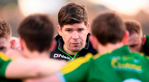 Eamonn Fitzmaurice faces a tough task after Kerry's disappointing elimination at the hands of Mayo. Photo: Stephen McCarthy/Sportsfile